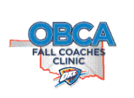 Fall clinic obca thunder logo
