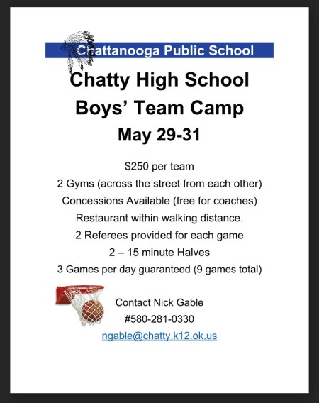 Chatty Camp